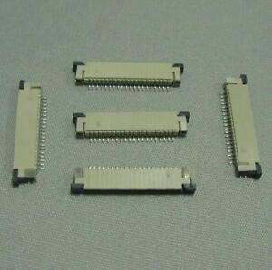 5pcs-FFC-FPC-connector-20pin-pitch-1-0mm-top-contact