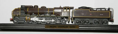 Máquina de vapor//LOK//locomotora//Train-Stand modelo-atlas-escala de aprox 1:100 escoger