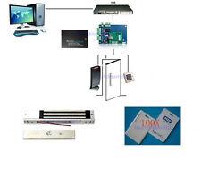 Single Door Security Door Entry Systems ISOProx 1326 1386 Card Reader Mag Lock