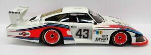 PORSCHE 935 race car 24hr Le Mans 78 Schurti Rolf Stommelen  1:18 SOLIDO 1805401