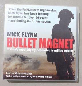 Bullet Magnet Britain039s Most Highly Decorated Frontline Flynn Mick CDAudio - Maidstone, Kent, United Kingdom - Bullet Magnet Britain039s Most Highly Decorated Frontline Flynn Mick CDAudio - Maidstone, Kent, United Kingdom