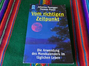 Mondkalender paungger