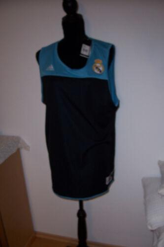 Adidas T-shirt size XL REAL MADRID RM REV Réservoir
