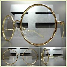 041a09b095b item 2 Men or Women VINTAGE RETRO Style Clear Lens EYE GLASSES Round Gold  Fashion Frame -Men or Women VINTAGE RETRO Style Clear Lens EYE GLASSES  Round Gold ...