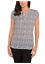 NEW-Hilary-Radley-Women-Printed-Short-Sleeve-Blouse-VARIETY thumbnail 6