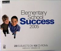 Elementary School Success 2005 By Topics Entertainment
