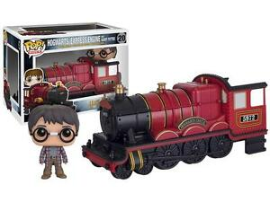 Funko Pop Rides - Hogwarts Express Carriage w/ Harry Potter Vinyl Action Figures