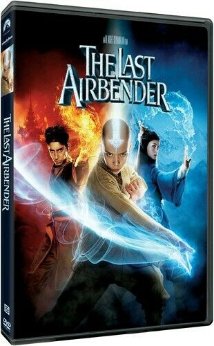 The Last Airbender DVD NEW