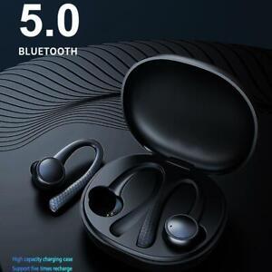 Bluetooth-Headset-Wireless-Sport-Kopfhoerer-TWS-Bluetooth-Haken-Ohr-H5M8