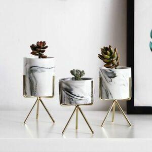 Ceramic Humanoid Flower Pots Succulent Plant Vase Tabletop Decorative Planters