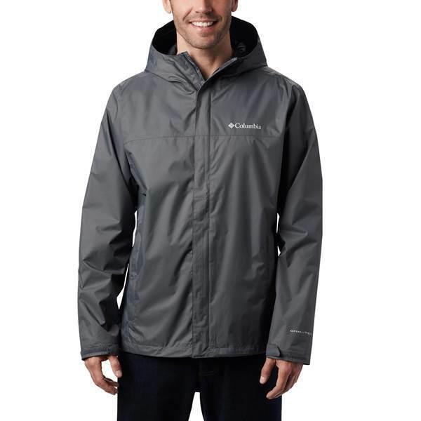 Columbia mens Watertight Printed Jacket