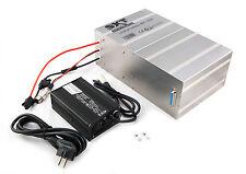 48V 20Ah LiFePo4 Lithium Batterie Akkupack Ersatzakku Akku für Elektroscooter