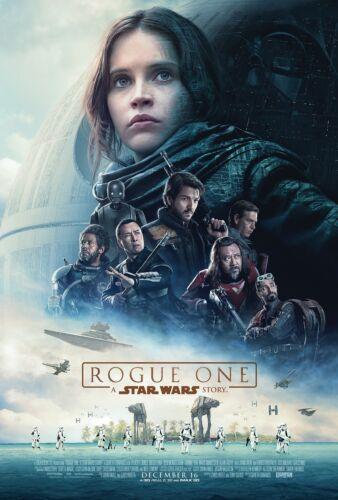 A4 A3 A2 A1 A0  Star Wars Rogue One Disney Movie Poster Print T008