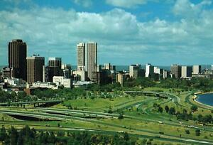CITY-VIEW-of-PERTH-from-KINGS-PARK-WA-POSTCARD-NEW-amp-PERFECT