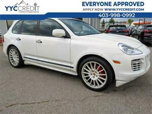 2009 Porsche Cayenne GTS-Lowest Price-Guaranteed Approval!