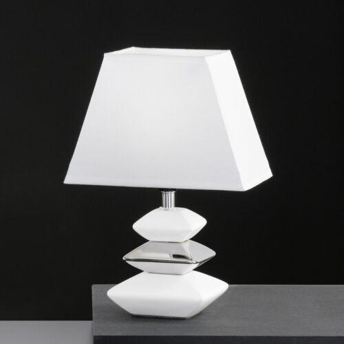 1 von 1 - Honsel Tischleuchte 96751 Sophie Tischlampe Lampe Leuchte Nachttischleuchte F1/2