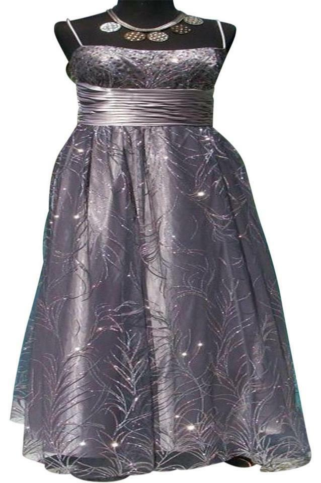 Cache Ruched Built In Bra Event Dress 4 6 8 Sequin Metallic Embellished  NWT