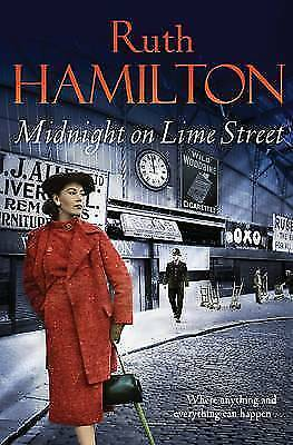 1 of 1 - Midnight on Lime Street, By Hamilton, Ruth,in Used but Acceptable condition
