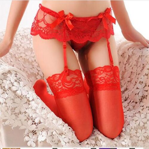 50//100 Corset Leg Garter Belt Clip Hosiery Stocking Grips Hooks Suspender Ends