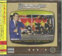 Bowling For Soup Hangover Promo Japan Cd 2 Bonus Unreleased Sealed Usa Seller
