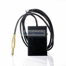 Fußschalter EIN//AUS für Instrumente 6,3mm Klinke FS-50A 3m Kabel