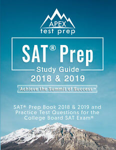 Details about SAT Prep 2018 & 2019: SAT Prep Book and Practice Test  Questions for the SAT Exam