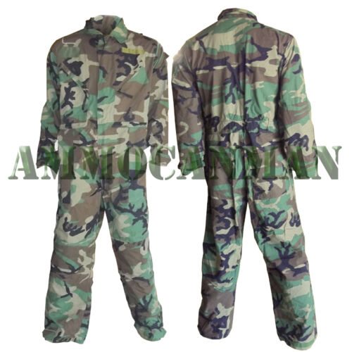 Woodland Us Mechanics Emesso Camo Tute Precedentemente Military FFBw4v