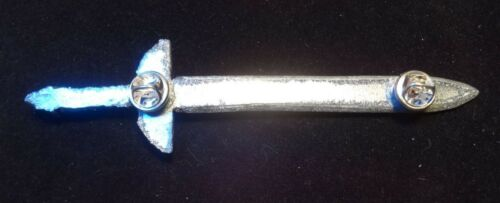 Power Sword Pin
