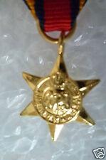 Miniature Medal with Ribbon- WW2 Burma Star Medal