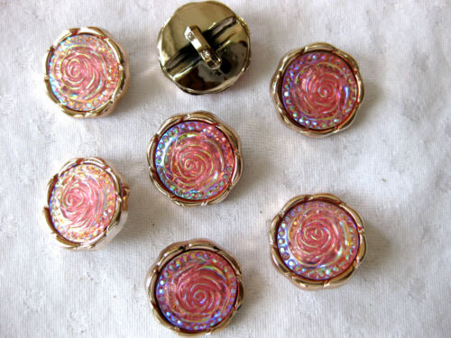 k95 7 botones bonitos en diferentes colores color elegibles aprox 23mm