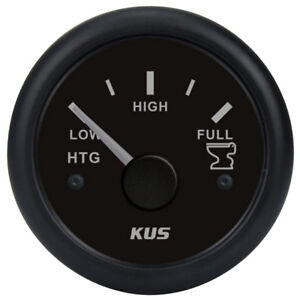KUS WASTE TANK GAUGE Caravan Boat Waste Tank Level Gauge 0-190 OHMS