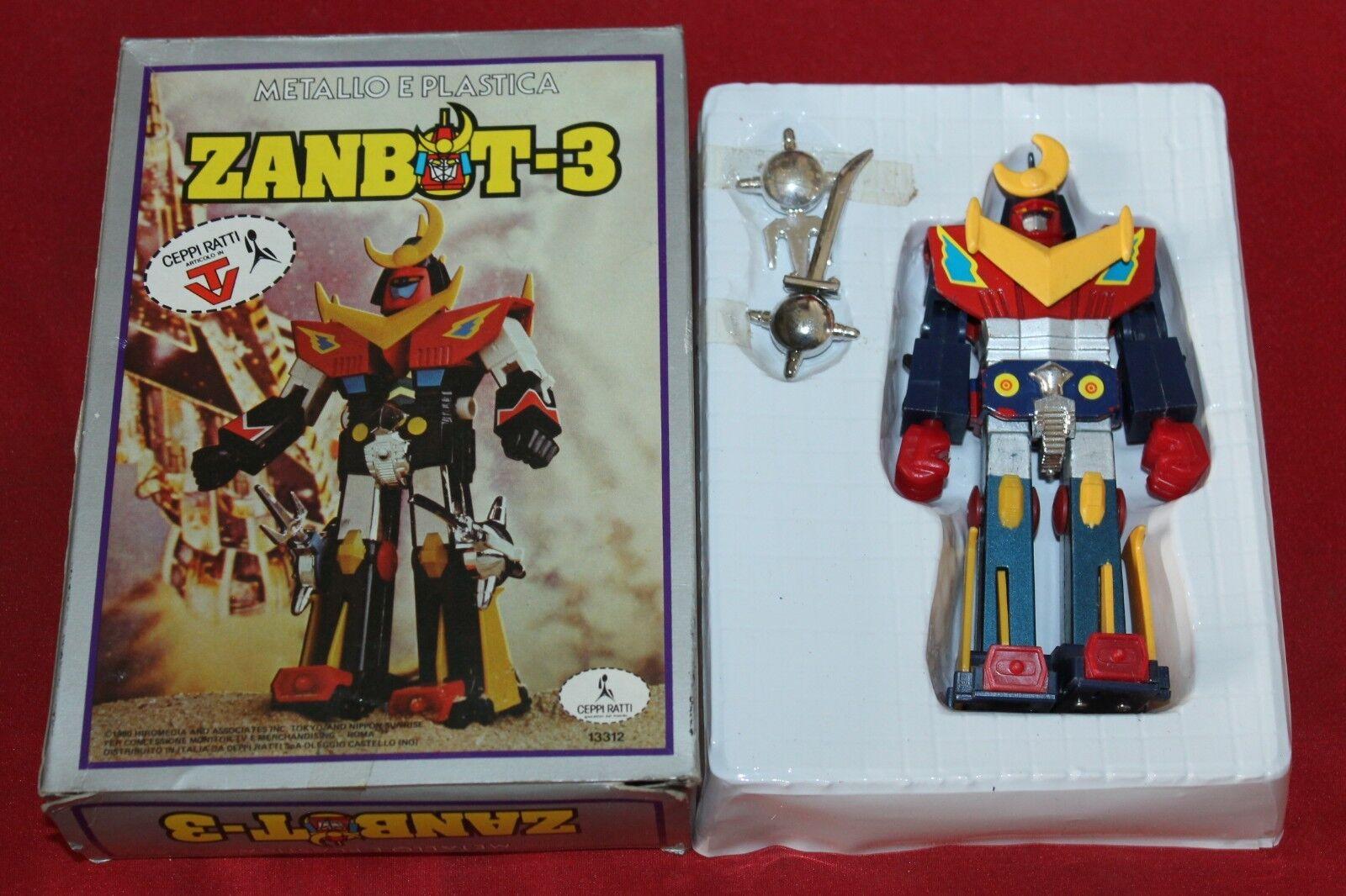 Robot da collezione CEPPIRATTI ZAMBOT 3 cod.13312