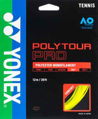 Yonex Poly Tour Pro Einzelset 12m