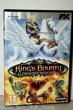 KING'S OF BOUNTY 2 ARMORED PRINCESS FX GIOCO USATO OTTIMO PC ED ITALIANA 30549