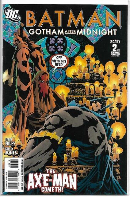 Batman Gotham After Midnight 2 DC Comics 2008 NM