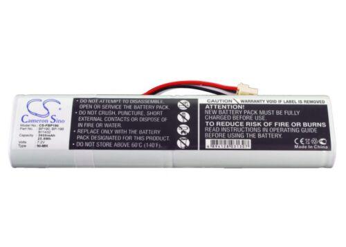 Scopemeter 19 BP190 7.2V battery for Fluke BP-190 430 Scopemeter 196 B11432