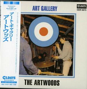 ARTWOODS-ART-GALLERY-JAPAN-MINI-LP-CD-BONUS-TRACK-C94