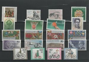 Germany-Berlin-vintage-yearset-Yearset-1985-Mint-MNH-complete-More-Sh-Shop