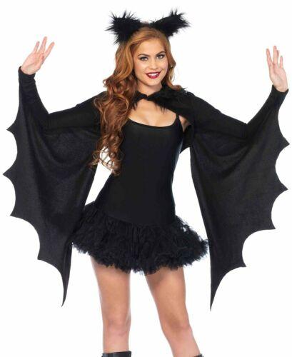 Cozy Bat Wing Shrug et Fourrure Oreilles Bandeau-Leg Avenue 2146