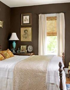 Détails sur Chambre Papier Peint-Marron Chocolat-Épais Lavable -  51115318-collez le mur- afficher le titre d\'origine