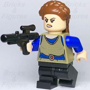 New-Star-Wars-LEGO-Padme-Amidala-Naberrie-Episode-1-Minifigure-75258-Genuine