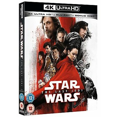 Star Wars: The Last Jedi (4K Ultra HD + Blu-ray) [UHD]