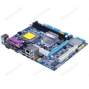 NEW-for-Intel-G41-Socket-LGA771-MicroATX-Computer-Motherboard-DDR3-8GB-Mainboard