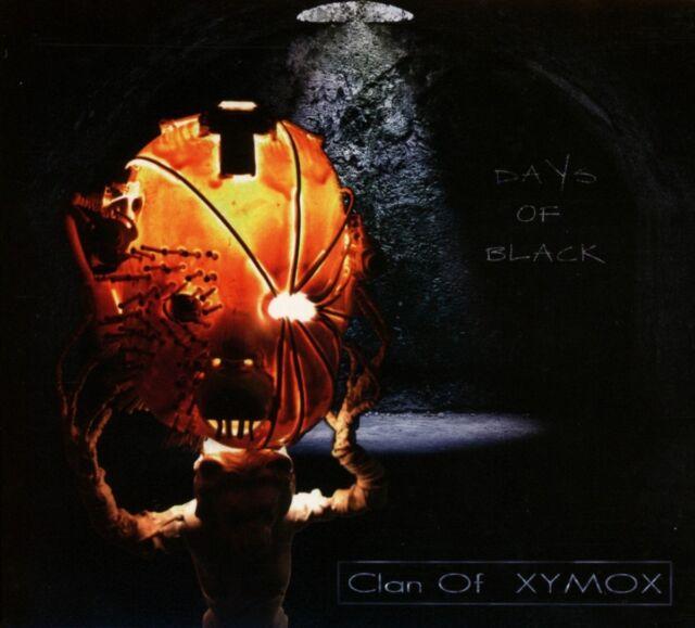 Clan Of Xymox - Days Of Black