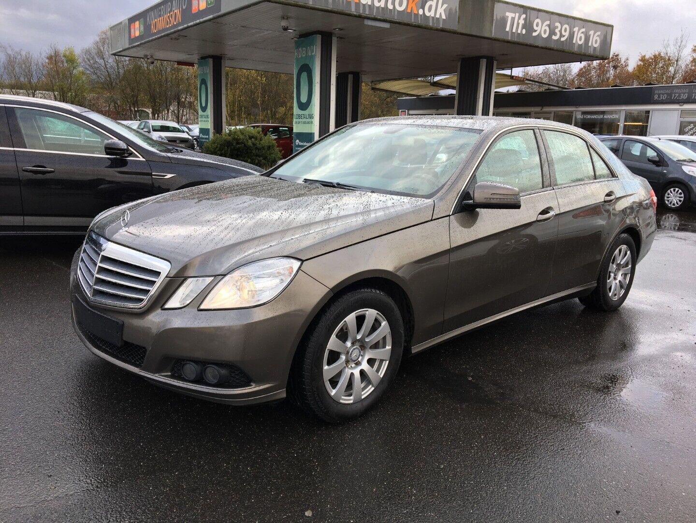 Mercedes E200 2,2 CDi aut. BE 4d - 94.900 kr.