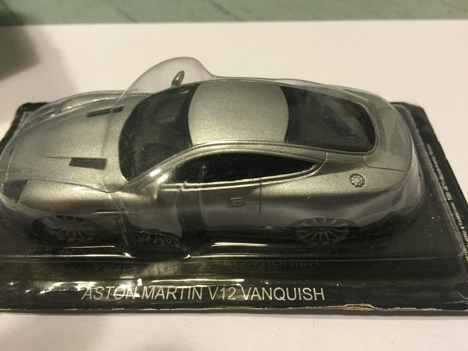 STERBEN CAST CAST CAST   ASTON MARTIN V12 VANQUISH   DREAMS AUTO SKALA 1 43 3deffa