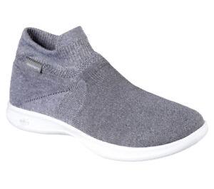 NEU SKECHERS Damen Sneakers Slipper GO STEP LITE ULTRASOCK xd92S