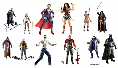 BRAND NEW DC Comics Multiverse Action Figures Assorted Characters 6 /& 12 inch