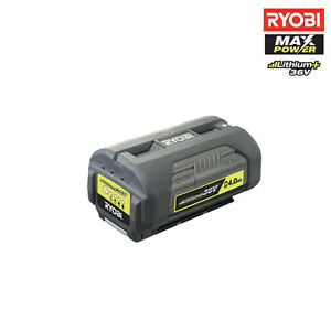 ryobi 36v battery 4 0ah lithium ion bpl3640d ebay. Black Bedroom Furniture Sets. Home Design Ideas