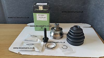 VAUXHALL VECTRA C CV Joint Boot Kit Front Outer 00 to 09 C.V Driveshaft Gaiter